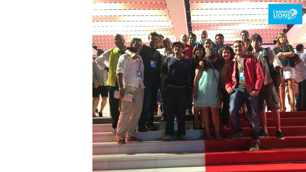 TLG India at Cannes