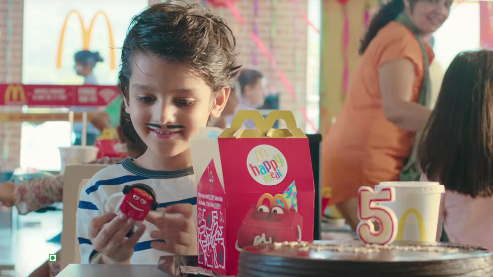 Celebrating 20 Years of McDonald's India