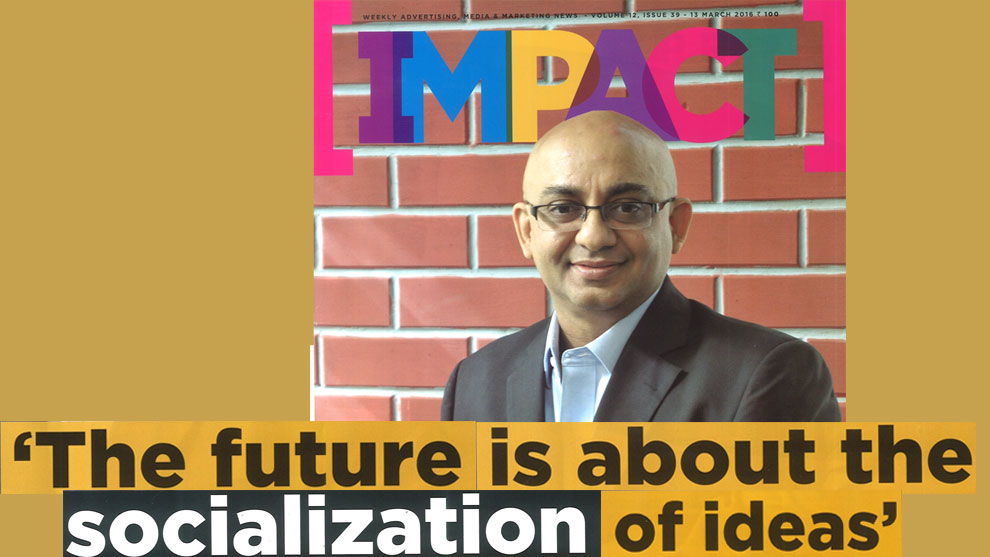 Saurabh Varma's interview with IMPACT